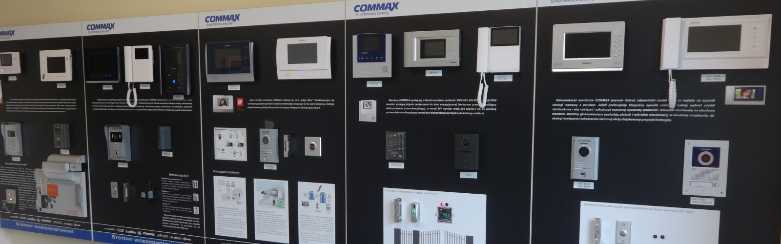 Commax Showroom 1