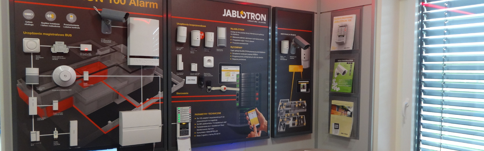 Jablotron Showroom 1